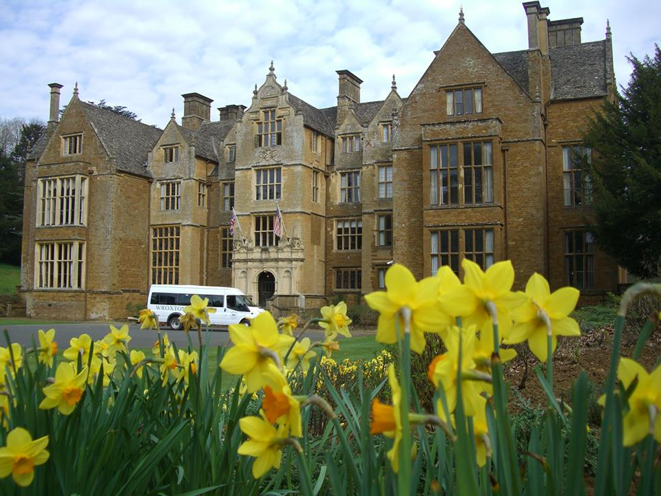 Wroxton in the Spring